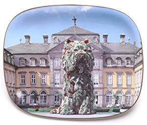 Jeff Koons-Puppy-1992 Plate: Koons, Jeff