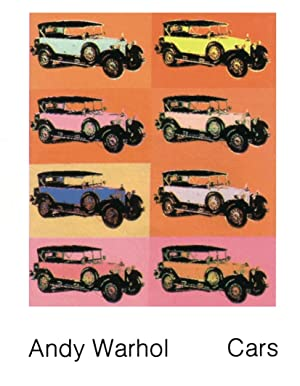 Andy Warhol-Mercedes Typ 400 (1925)-1989 Poster: Warhol, Andy