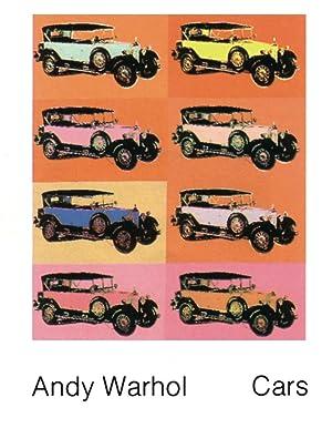 1989 Andy Warhol Mercedes Typ 400 (1925): Warhol, Andy