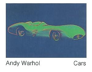 Andy Warhol-Formula 1 Car, W 196R-1989 Poster: Warhol, Andy