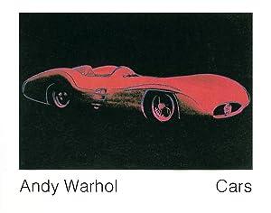 1989 Andy Warhol Formula 1 Car (1954): Warhol, Andy