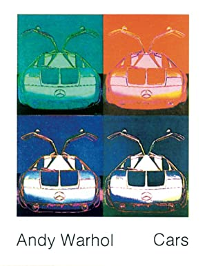 Andy Warhol-Mercedes Benz C111 (1970)-1989 Poster