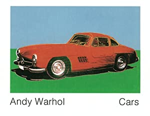 Andy Warhol-300 Sl Coupe (1954) (Lg)-1989 Poster