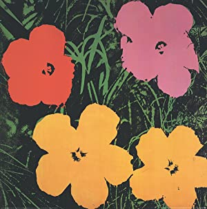 Andy Warhol-Flowers (Lg)-1993 Poster