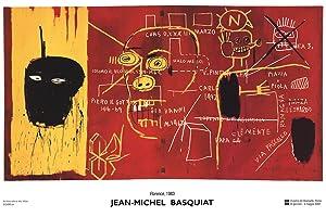 Jean-Michel Basquiat-Florence-2002 Poster: Basquiat, Jean-Michel