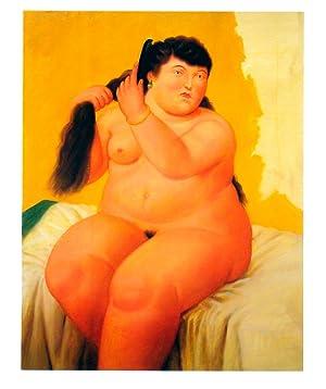 Fernando Botero-Nude-1999 Poster: Botero, Fernando