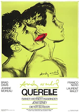 Andy Warhol-Querelle Green-1983 Poster