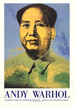 Andy Warhol-Mao-Poster