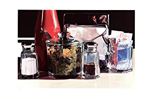 Ralph Goings-Relish-1995 Serigraph-SIGNED: Goings, Ralph