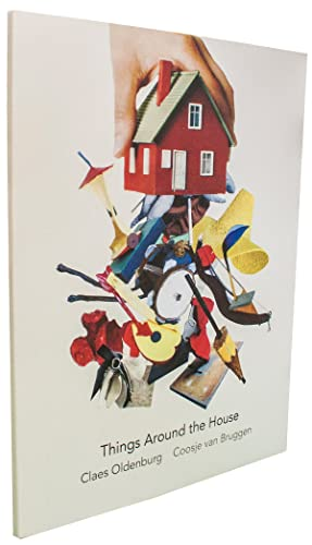 Things Around the House-2015 Book-SIGNED