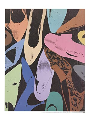 Andy Warhol-Diamond Dust Shoes-1999 Poster: Warhol, Andy