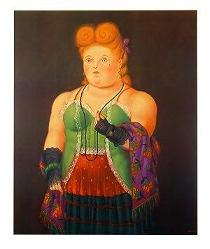 Fernando Botero-High Society-1999 Poster: Botero, Fernando