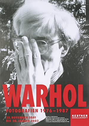Andy Warhol-Self-Portrait-2001 Poster
