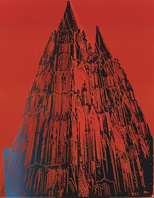 Andy Warhol-Koln Cathedral-Poster