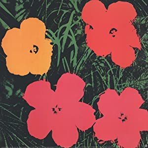 Andy Warhol-Flowers (sm)-2000 Poster