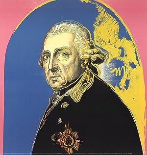 Andy Warhol-Friedrich der Grosse (sm)-2000 Poster: Warhol, Andy