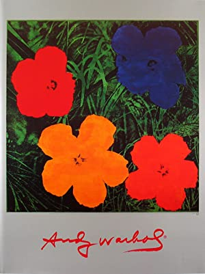 Andy Warhol-Flowers (1964)-2000 Poster