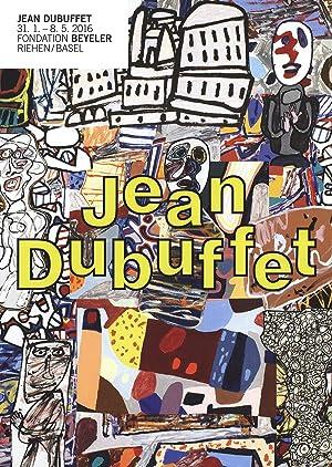 Jean Dubuffet-Mele Moments-2016 Poster: Dubuffet, Jean