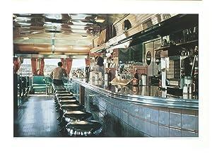 Ralph Goings-Ralph's Diner (no text)-1975 Poster: Goings, Ralph