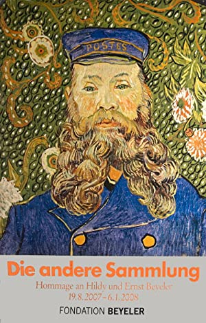 Vincent van Gogh-Le Facteur Roulin-billboard-Poster