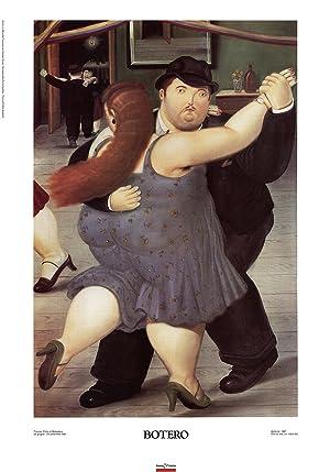 Fernando Botero-The Dancers-Poster: Botero, Fernando