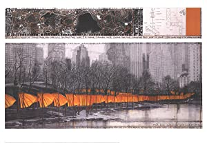 Javacheff Christo-The Gates XXVII-2005 Poster