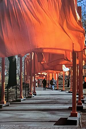 Javacheff Christo-The Gates Project, Photo #26-2005 Poster