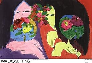 Walasse Ting-Little Whisper-Poster: Ting, Walasse