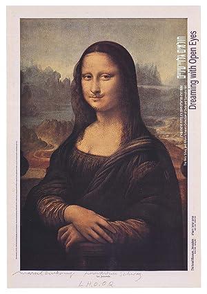 Marcel Duchamp-L.H.O.O.Q. (Mona Lisa)-2000 Poster: Duchamp, Marcel