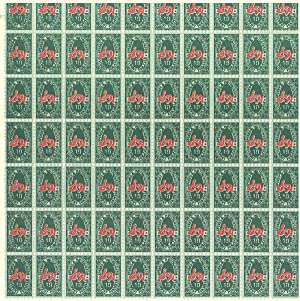 Andy Warhol-S & H Green Stamps-1965 Poster: Warhol, Andy