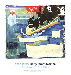 Kerry James Marshall-Great America-2013 Poster: Marshall, Kerry James