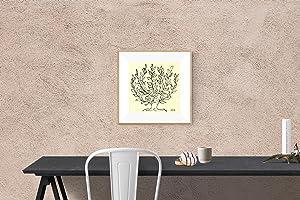 Henri Matisse-The Bush Small -2015 Serigraph