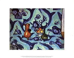 Henri Matisse-Still Life with Blue Tablecloth-1994 Poster: Matisse, Henri