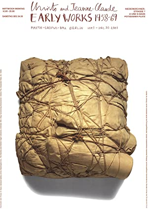 Javacheff Christo-Package-Poster