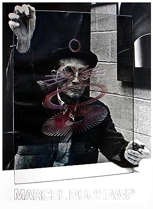 Richard Hamilton-The Oculist Witness-Marcel Duchamp-1968 Mixed Media: Hamilton, Richard