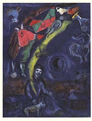 Marc Chagall-Untitled-Poster
