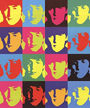 Andy Warhol-The Beatles-Poster