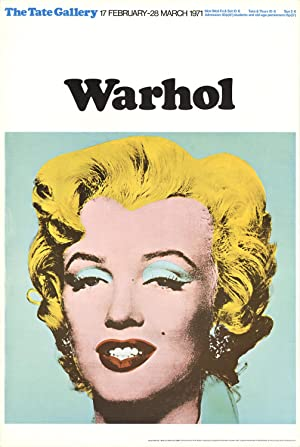 Andy Warhol-Marilyn-1971 Poster