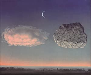 Rene Magritte-La Bataille de L'Argonne (with border)-2012: Magritte, Rene