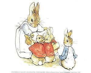 Beatrix Potter-The Tale of Peter Rabbit II-1991: Potter, Beatrix
