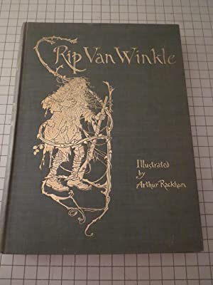 Rip Van Winkle W/51 Color Plates by: Washington Irving