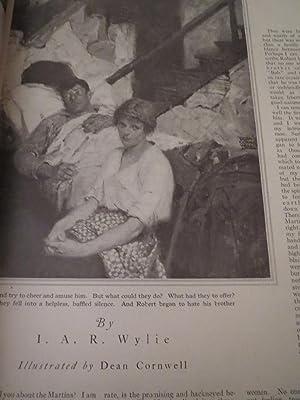 Dec.1920 Good Housekeeping Magazine: Jessie Willcox Smith Cvr Art - Baker's Cocoa Ad - Dean ...