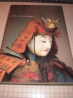 Japanese Antique Dolls: Gribbin, Jill; Gribbin,