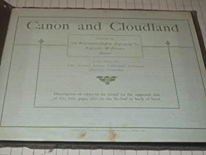Canyon and Cloudland: The Famous LoopTrip of the Union Pacific Railway- Tipped-In Color Plates