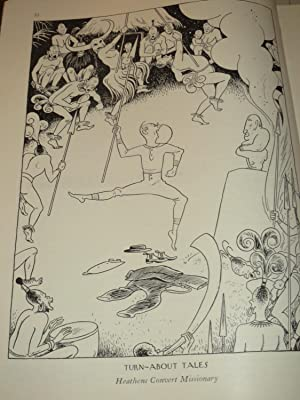 Dec 2,1939 The New Yorker Magazine:Karasz Cvr - Joseph Mitchell - Turn About Tales Cartoon - ...