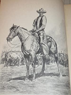 Uncle Bill: A Tale of Two Kids and a Cowboy: Will James
