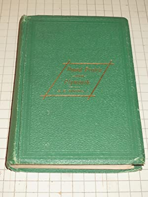 A History of Round Prairie and Plymouth, 1831-1875: E.H.Young