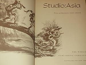 Studio:Asia - Korea & Far East (signed): John Groth