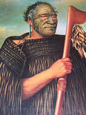 Maori Paintings: Pictures from the Partridge Collection: Gottfried Lindauer