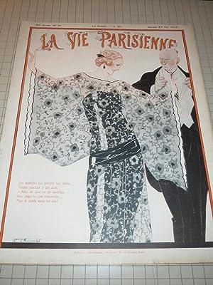 1922 La Vie Parisienne Magazine:Simple Aveu -: Gerard Bauer